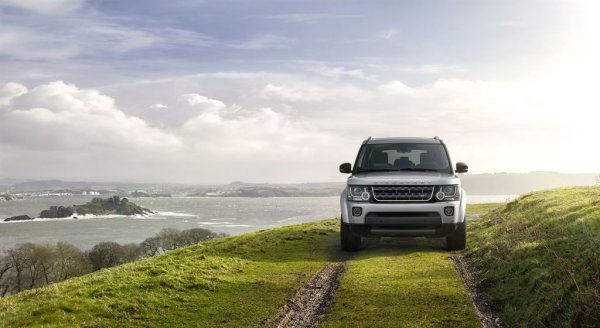 Land Rover Celebrates 25 Years of Discovery With Exclusive 'XXV Special Edition'