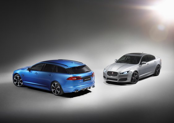 Jaguar To Unveil New XFR-S Sportbrake At Geneva International Motor Show