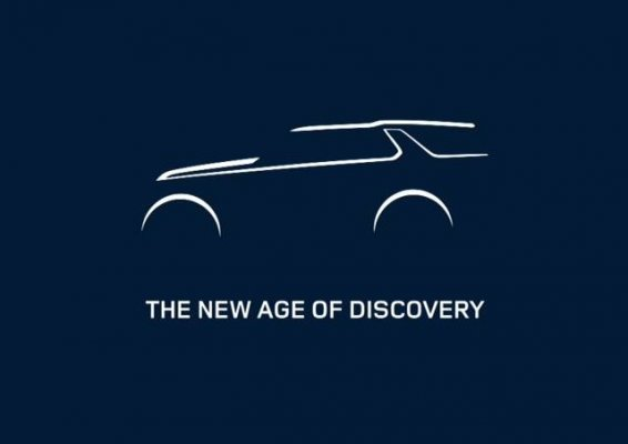Land Rover Announces New Age of Discovery At Geneva Motorshow 2014