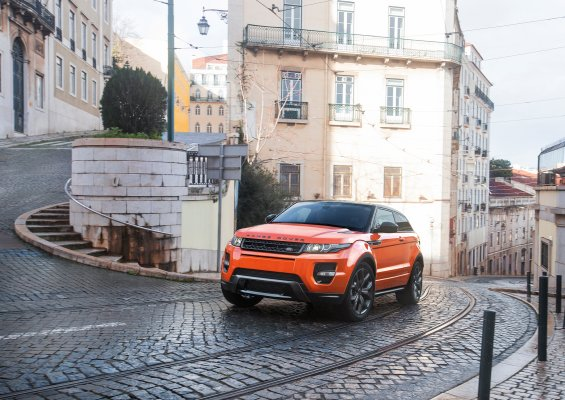 Luxury And Performance Enhanced With Introduction Of Two Range Rover Evoque Autobiography Models