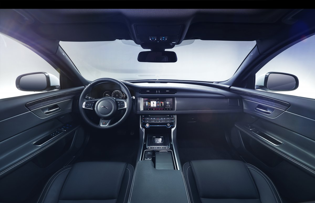 All-New Jaguar XF to be revealed in a dramatic High-wire drive  ahead of New York auto show debut