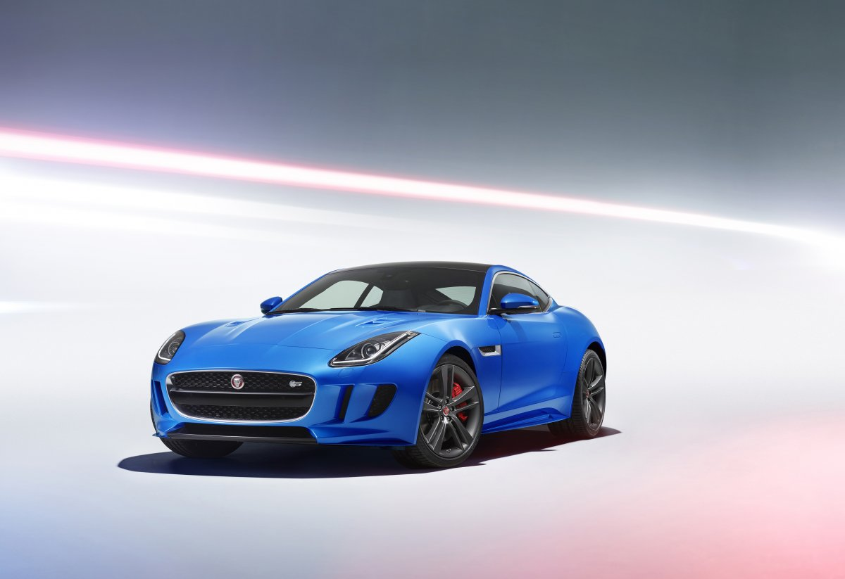 he Jaguar F-TYPE British Design Edition