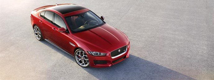 Jaguar XE: The Safest Large Family Car Tested by Euro NCAP in 2015 Awards