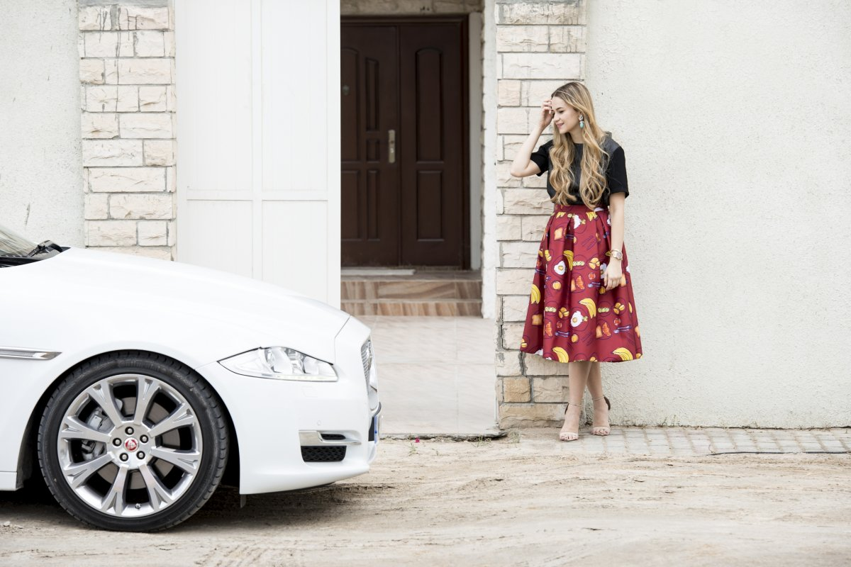 Jaguar Learns How Fashion Innovation is Pushing Boundaries in the Middle East