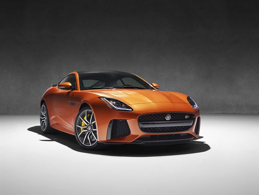 Order Book Opens for the New Jaguar F-TYPE SVR: the 200mph All-Weather Supercar