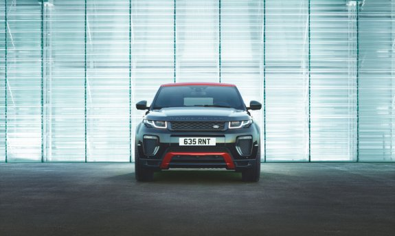 Top Selling Range Rover Evoque Updated With Even More Design And Technology Appeal